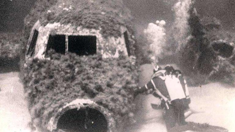 plongée Corse B17