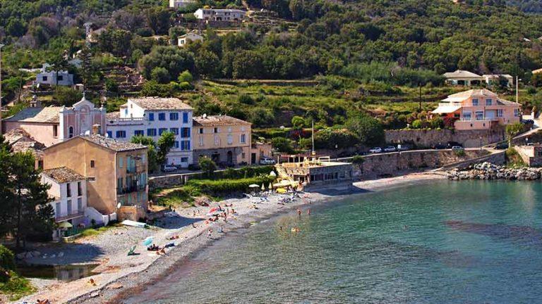 Hameau lavasina Corse