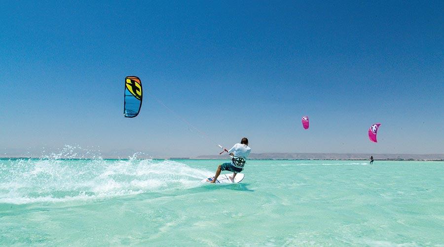 Kitesurf Corse